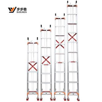 工程单面升降梯