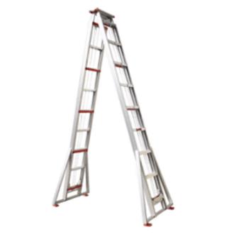 工程双面升降梯