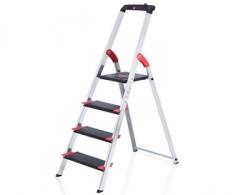 两侧防滑家用折叠梯子